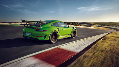 ANDREAS HEMPEL for PORSCHE 911 GT3 RS