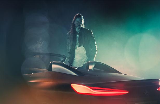 BMW GROUP : BMW Concept Z4