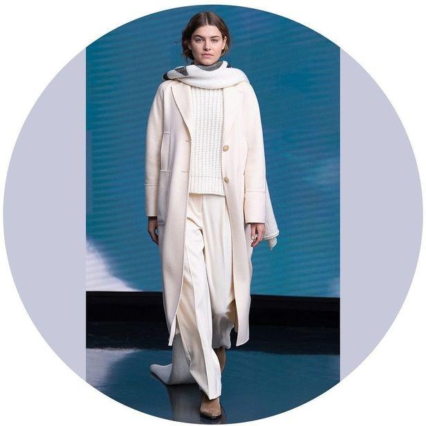 Johanna Schapfeld for Marc Cain Fall/Winter 2021   ICONIC