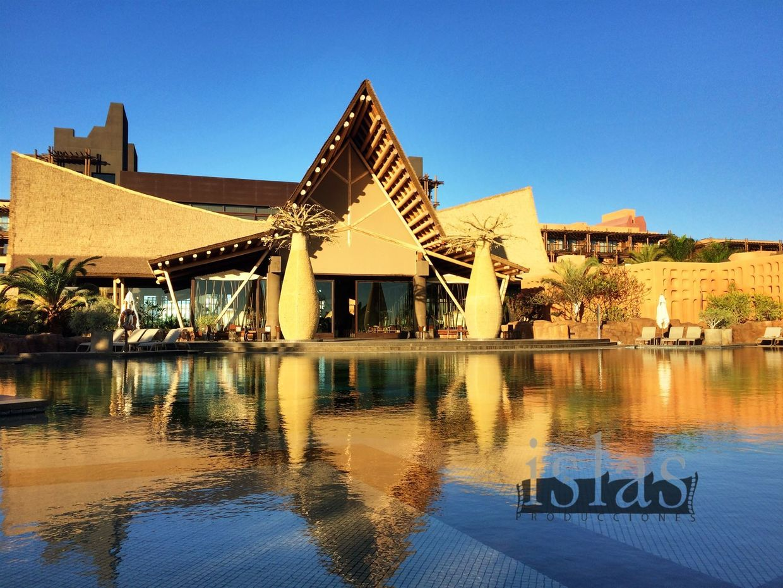 Islas Producciones Pool Locations at Gran Canaria