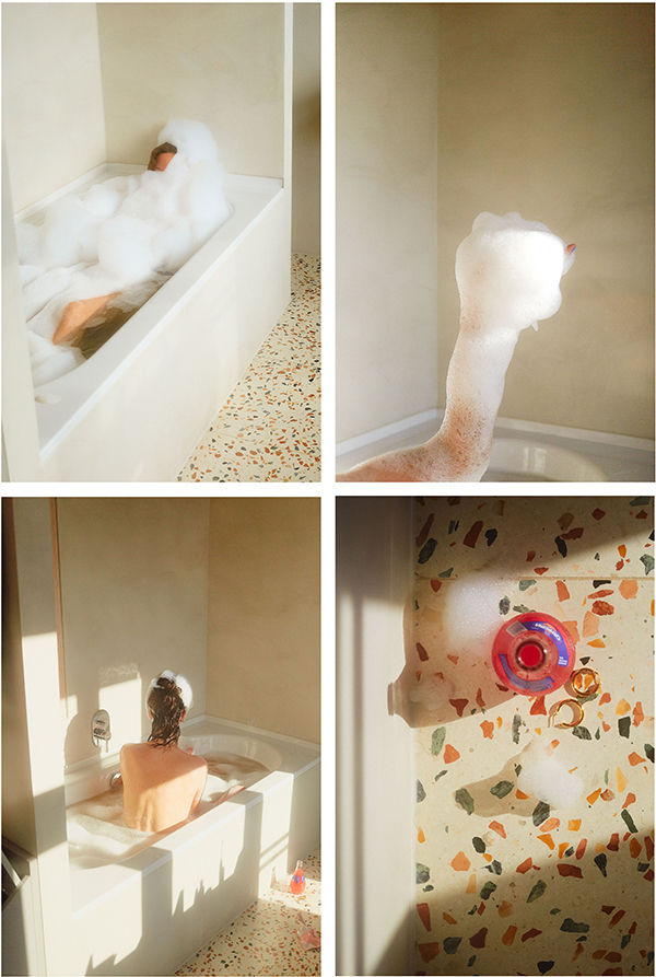 "Felix Wittich: ""Boredom Sculpture, FOAM"""