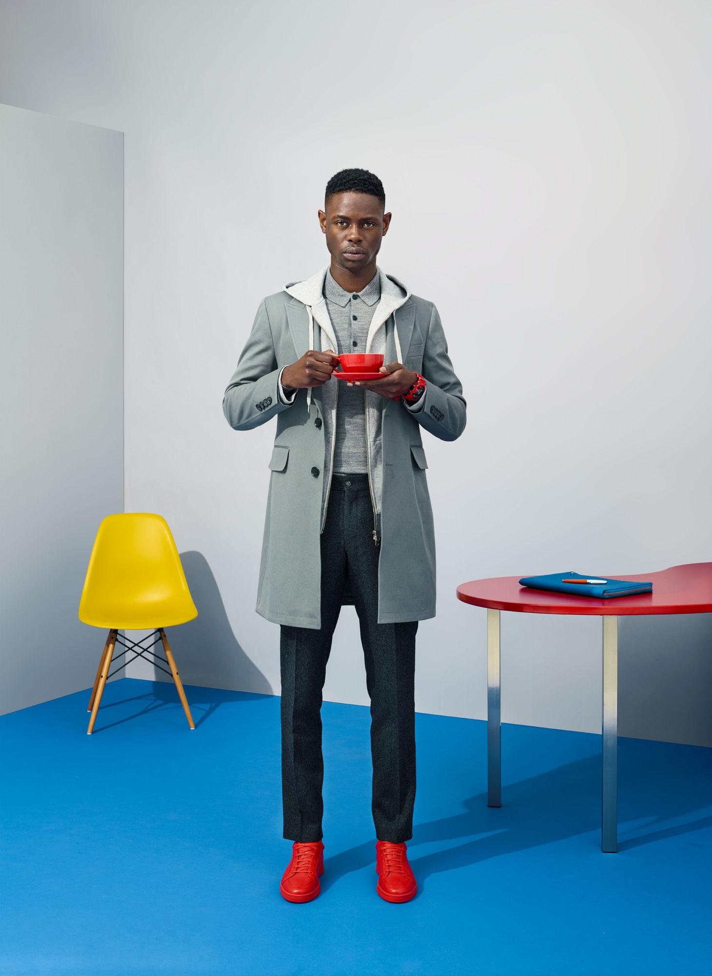 RECOM : Mens Health Best Fashion Editorial