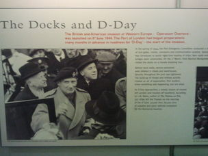 GOSEE : DEUTSCHES HAUS, Museum of London Docklands