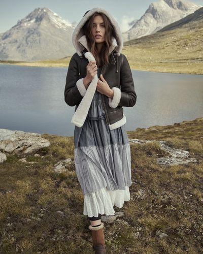 JANA KAPOUNOVA styles for OVERLAND SHEEPSKIN