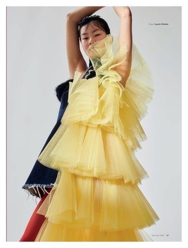 ELLE INDONESIA editorial shooting by WINTELER PRODUCTION