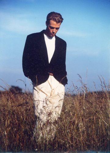 Julian VON LOESH wearing Michel LEGER