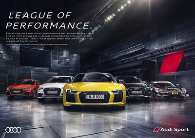 UWE DUETTMANN for Audi
