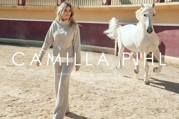 ASA TALLGARD : Autumn Winter Campaign 2019 for CAMILLA PIHL