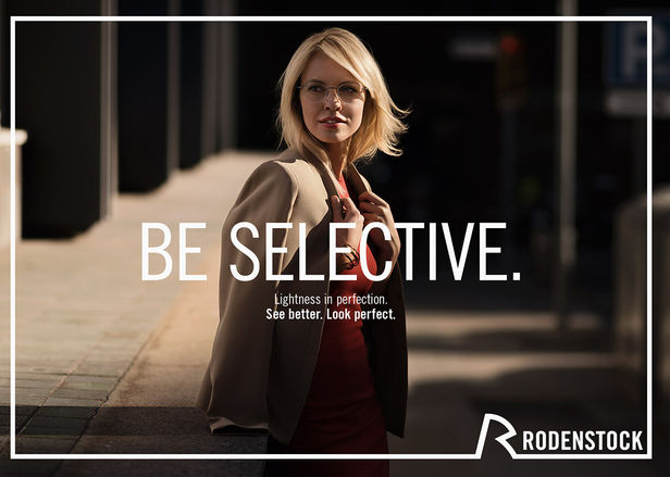 NEVEREST for RODENSTOCK Campaign 2016