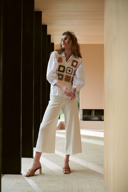Johanna Schapfeld for Lana Grossa & About Berlin magazine ICONIC