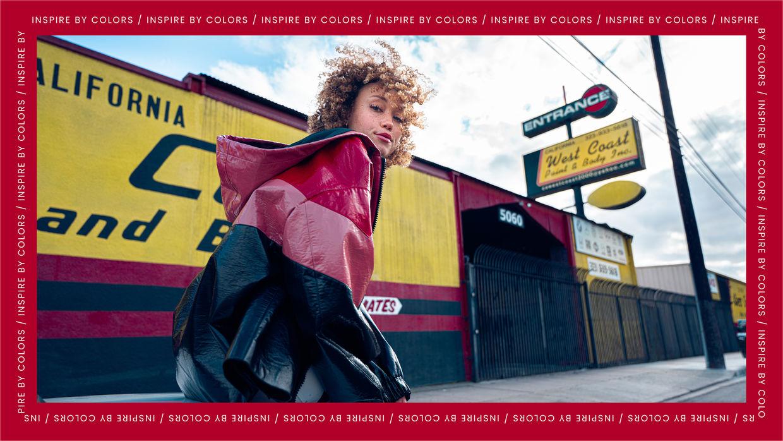 """SEVERIN WENDELER: """"INSPIRE BY COLORS"""" Photographs by M&P Curtet c/o Severin Wendeler"""