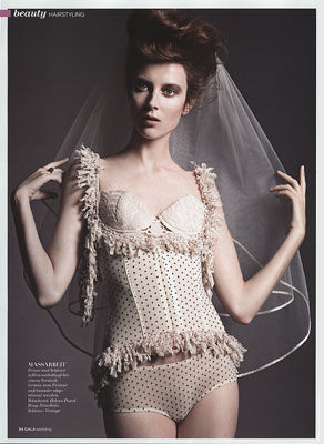 BIGOUDI : MARCELL Naubert for GALA WEDDING