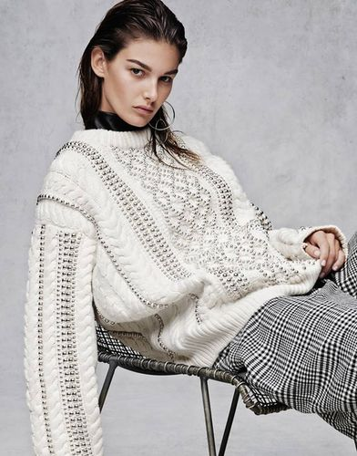 MUNICH MODELS GMBH: Ophelie GUILLERMAND for The Edit