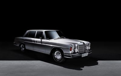 IGOR PANITZ PHOTOGRAPHY: Mercedes 300 SEL 6,3 W109
