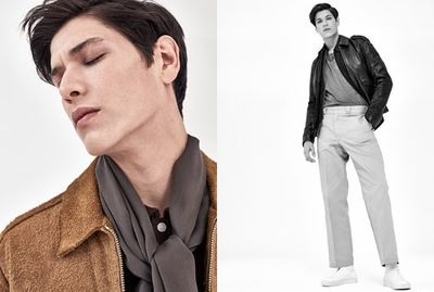 AGENT BAUER: Andreas Johansson for KING Magazine