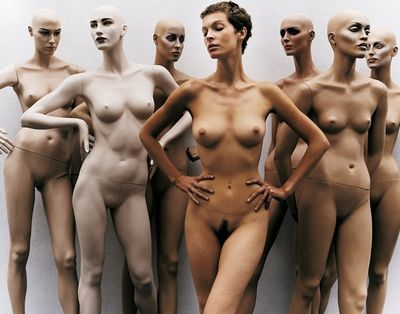 Rankin - 'Less is More' at Kunsthalle Rostock