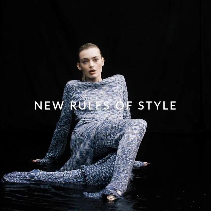 NINA KLEIN, Consulting: Elke Dostal, Styling Marcello Bona for Stylebop by Andreas Ortner
