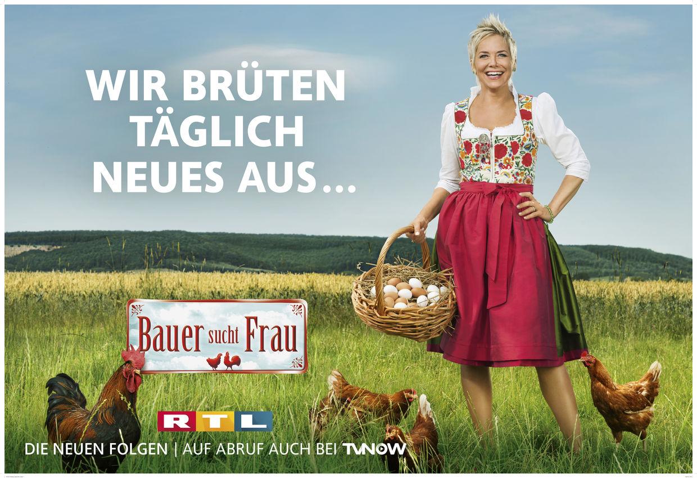 RUPRECHT STEMPELL FOR MEDIENGRUPPE RTL - BAUER SUCHT FRAU