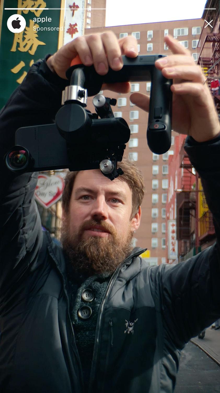 CHRISTA KLUBERT PHOTOGRAPHERS: SEBASTIAN ARTZ - SOCIAL & DIGITAL FILMS FOR APPLE