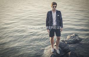 PATRICK CURTET for DANIEL CREMIEUX - SILVER LABEL SS15