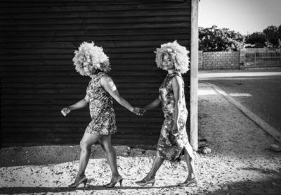 Isabel Pinto photographs OYAMA & YUNGI