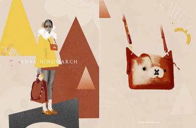 CECILIA CARLSTEDT for ANYA HINDMARCH