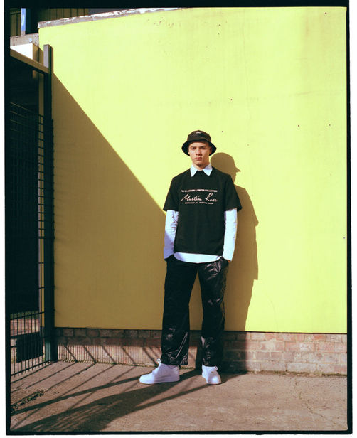 Elliott Wilcox c/o MAKING PICTURES SoccerBible – Terrace Fashion