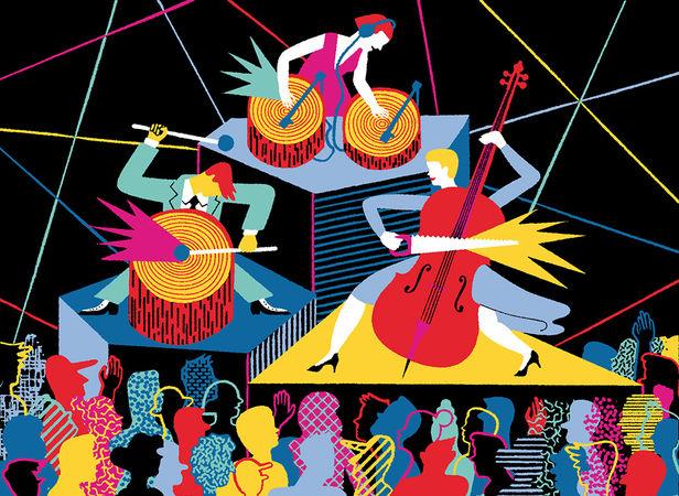 2AGENTEN : GOLDEN COSMOS for The New Yorker