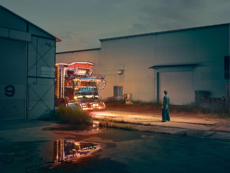 TODD ANTONY : DEKOTORA - The Art of the Japanese Decorated Truck