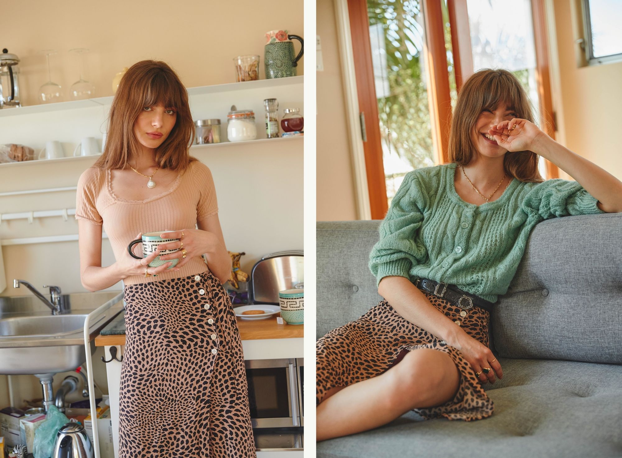 ALYSSA PIZER MANAGEMENT: At Home With Mara LaFontan By Vivian Kim