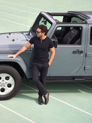 The 2016 JEEP X ELYAS calendar. Studio Amos Fricke for Jeep.