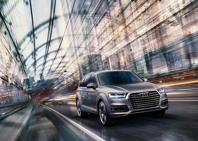 IGOR PANITZ PHOTOGRAPHY: Audi Q7
