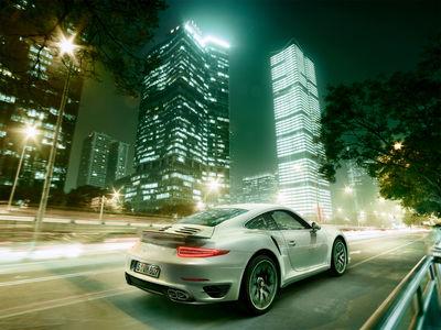 ANDREAS BURZ Beijing Porsche