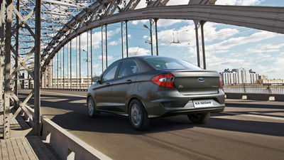 "Platinum c/o ANALOG/DIGITAL for Ford ""Ka"" 2019"