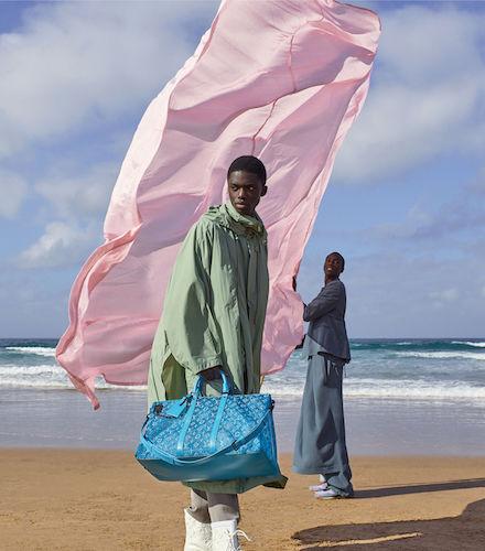 KENT & CO PRODUCTIONS for Louis Vuitton & Viviane Sassen in Tangier