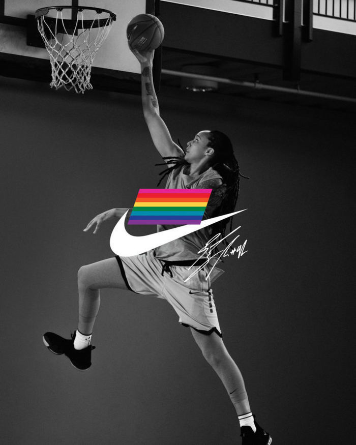 Nike BeTrue By Marcus Smith c/o MAKING PICTURES