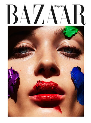 Marcus Ohlsson for HARPERS BAZAAR GERMANY