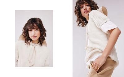 NINA KLEIN, Hair & Make up Kerstin Brandman (Huesges), Styling Jenny Gold for Zinser by Petra Fischer