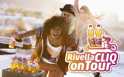 FIRST PRODUCTIONS PRODUCES FOR RIVELLA