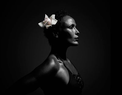 Model And Activist Waris Dirie Calls On Women To Join The Fight To End FGM (photo: RANKIN)