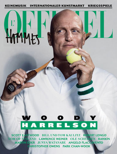 WOODY HARRELSON FOR GQ GERMANY BY ROBERT WUNSCH