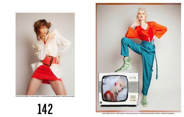 BIGOUDI Anja Fichtenmayer und Yvonne Wengler für Neo 2