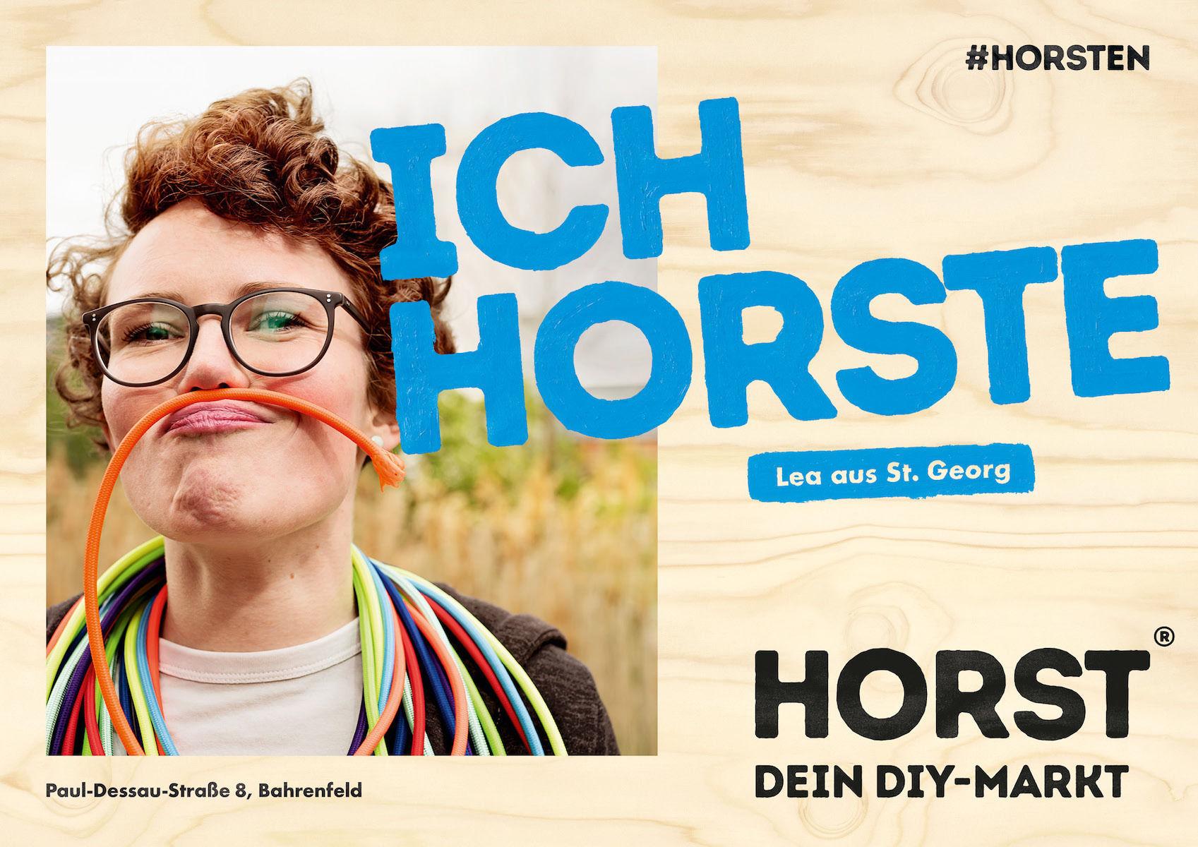 WILDFOX RUNNING: Johannes Knuth for HORST Eröffnungskampagne