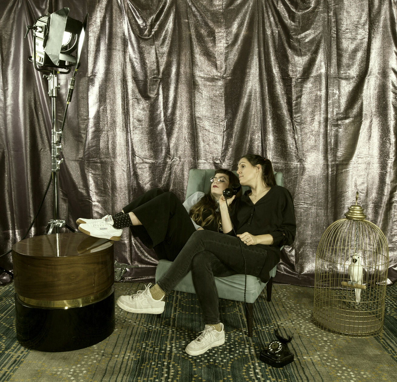 UPDATE17 BERLIN - Vintage Shoot by Daniel Lathwesen, Part Two