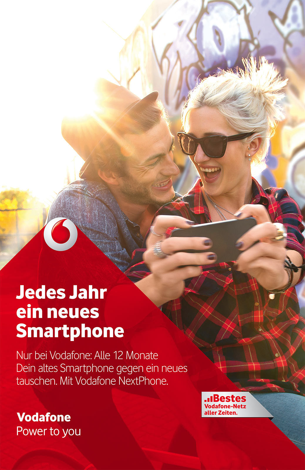 Cem Guenes for VODAFONE
