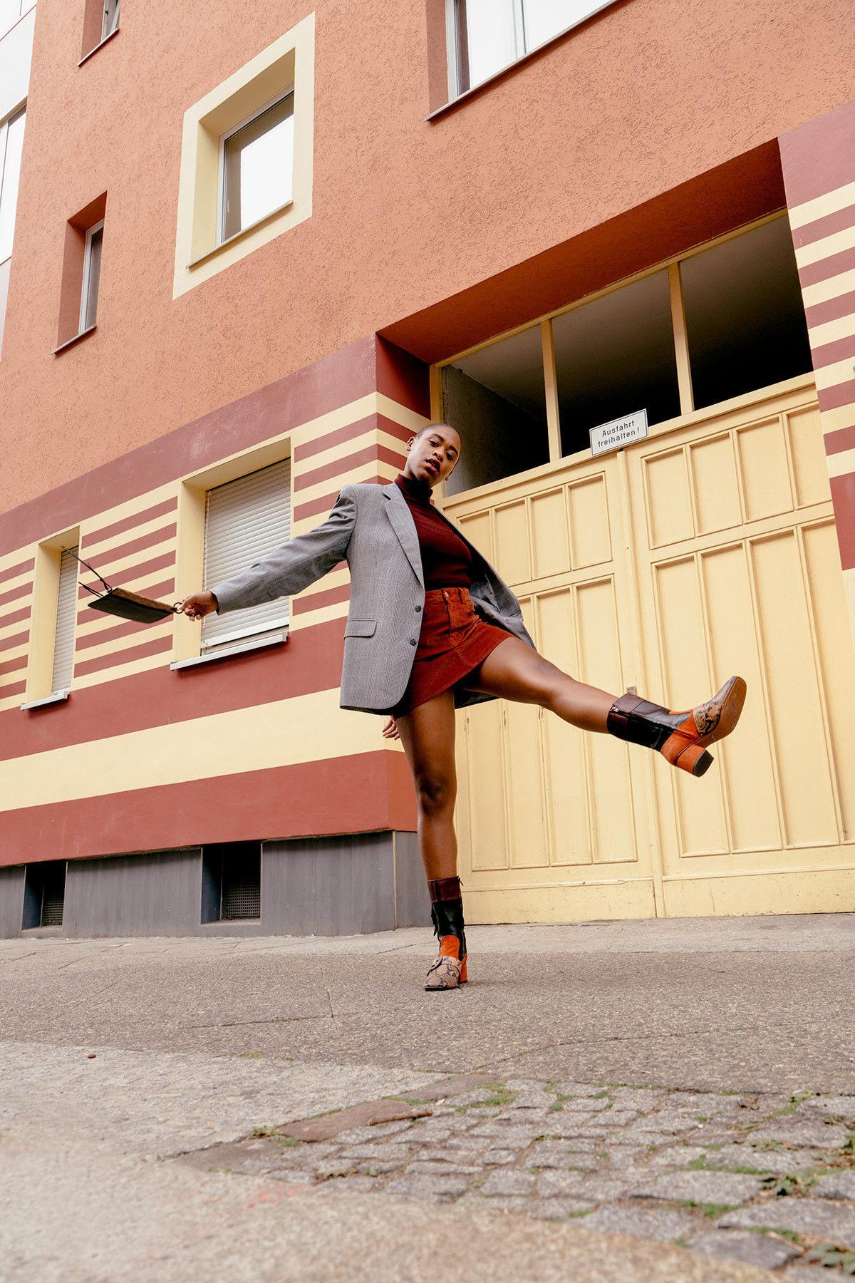 Rita Lino c/o TAKE Agency for Highsnobiety x Coach