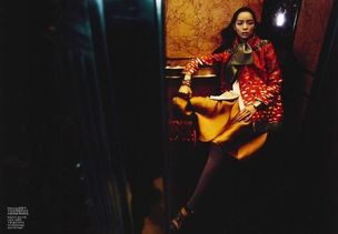 MUNICH MODELS : Fei Fei SUN for VOGUE CHINA