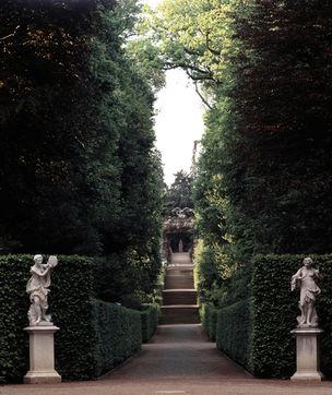 FRIEDERISIKO - das Neue Palais von Sansscouci