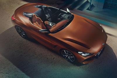"""SEVERIN WENDELER: """"BMW Concept Z4"""" by Agnieszka Doroszewicz"""