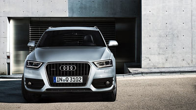 MARC TRAUTMANN for AUDI Q 3